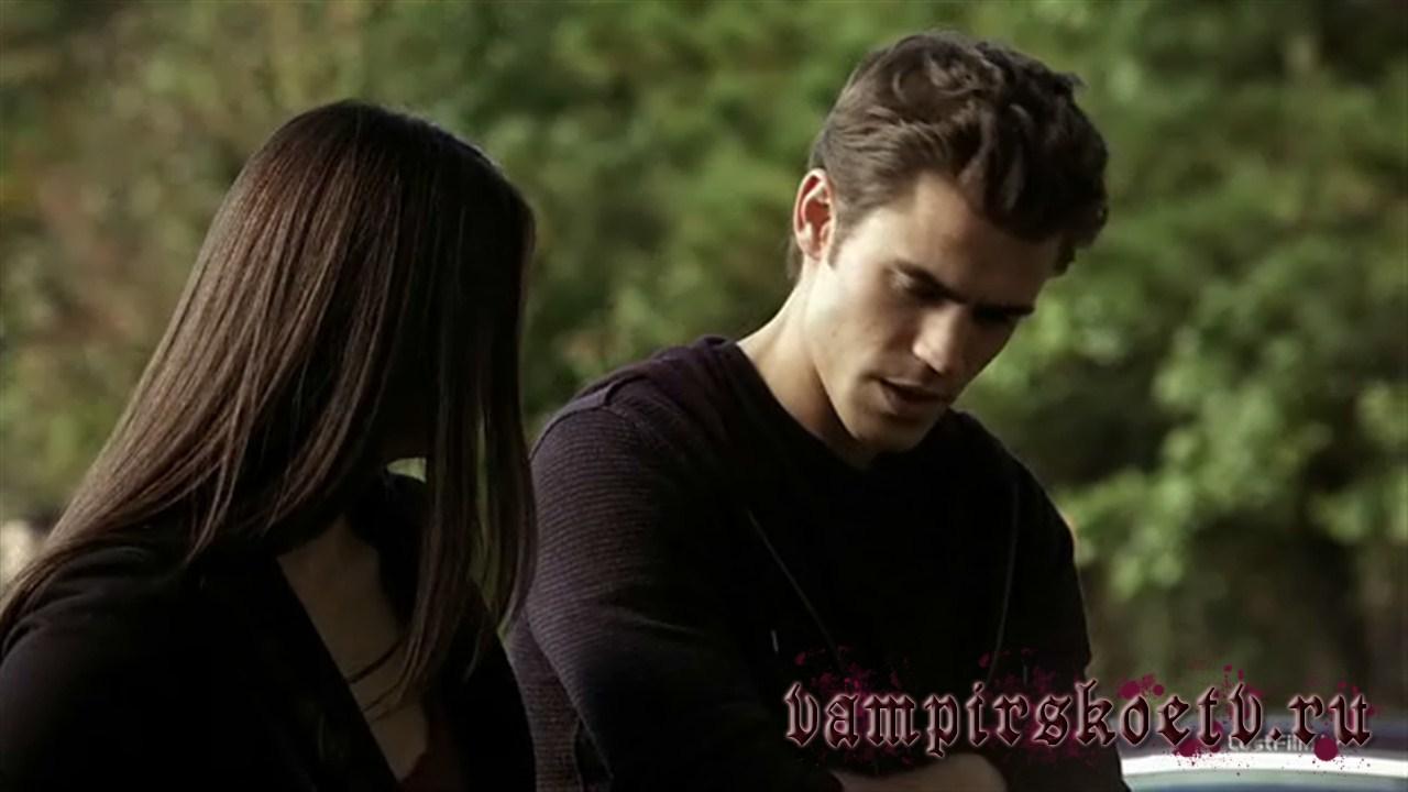 дневники вампира 1 сезон 10 серия-11