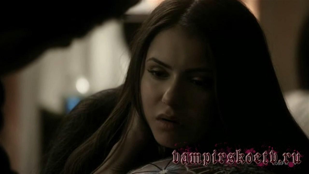 дневники вампира 1 сезон 18 серия-1
