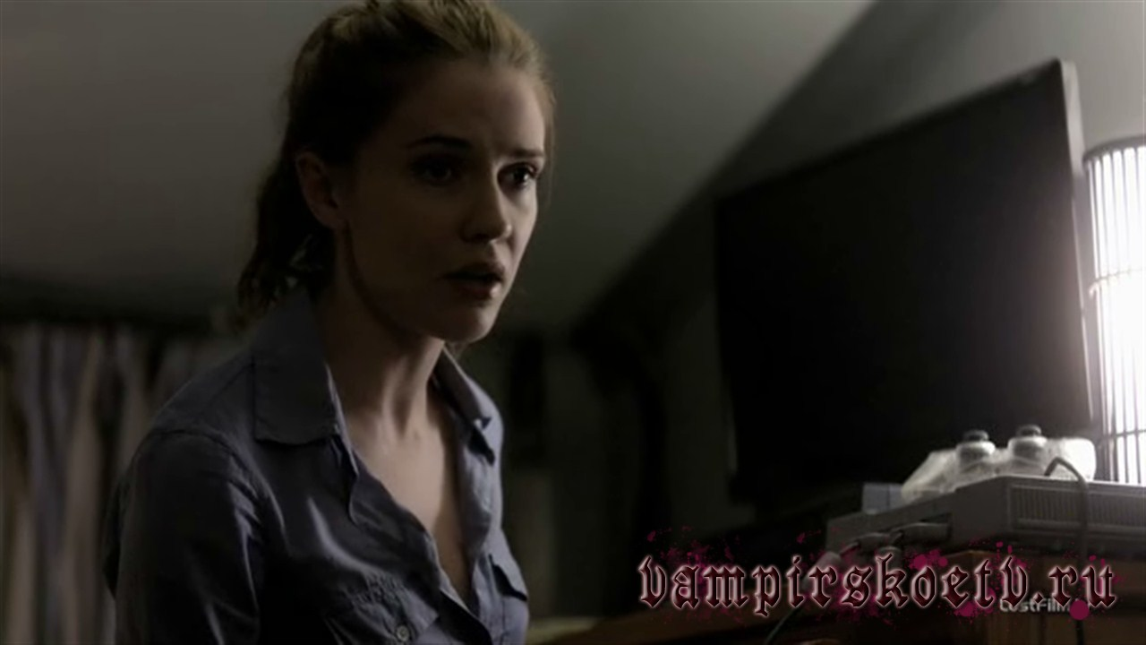 дневники вампира 1 сезон 2 серия-11