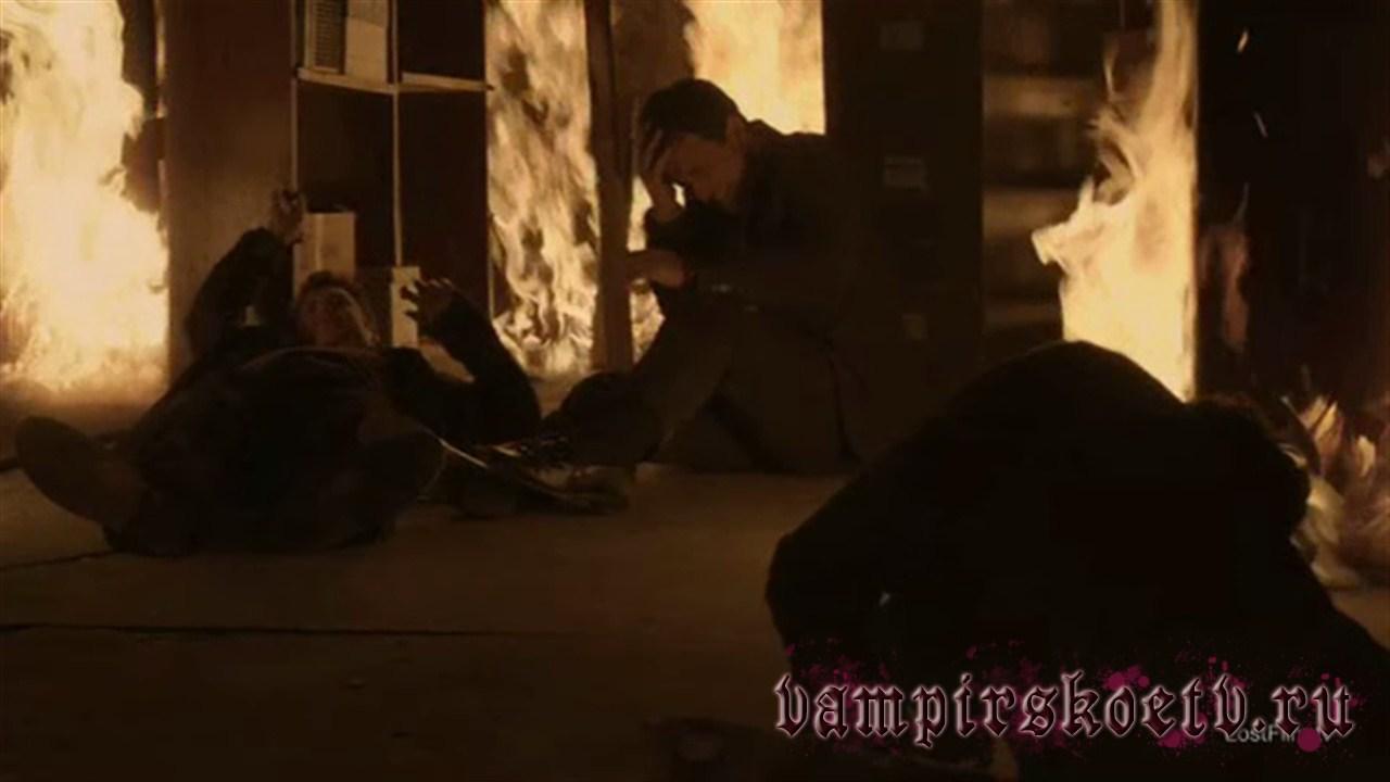 дневники вампира 1 сезон 22 серия-5