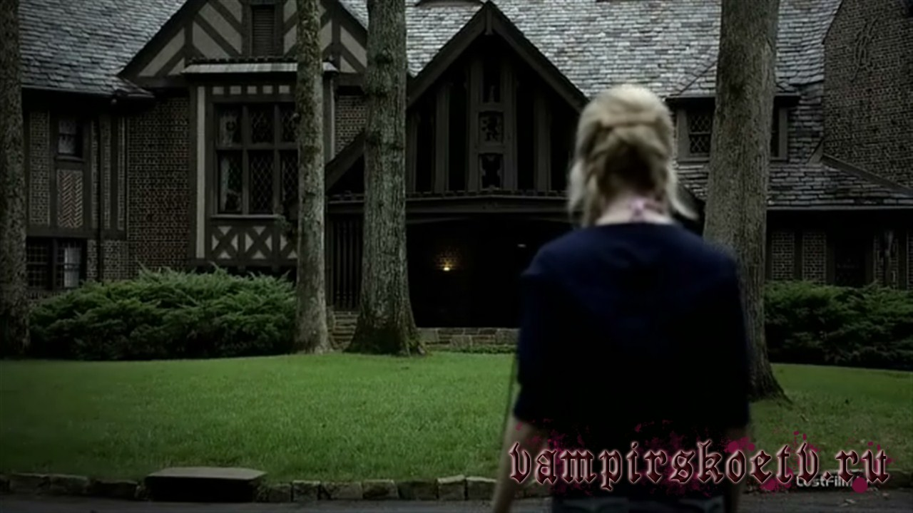 дневники вампира 1 сезон 5 серия-1