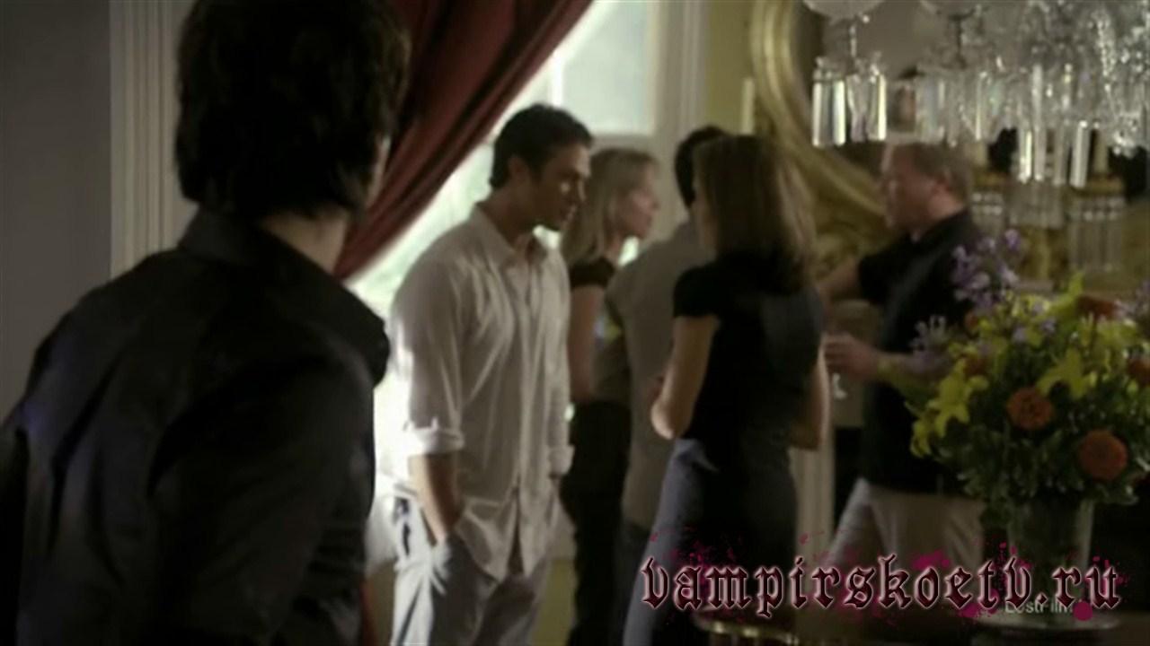 дневники вампира 2 сезон 1 серия-11