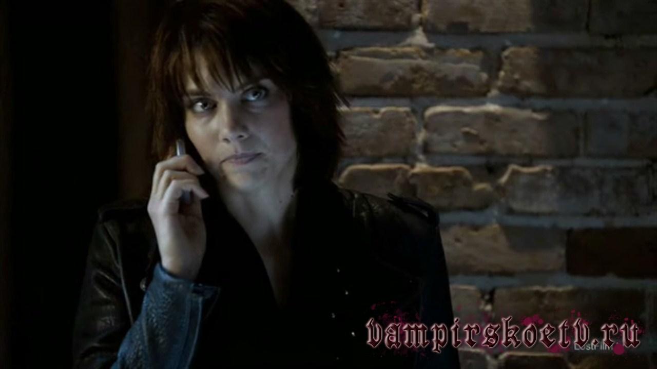 дневники вампира 2 сезон 10 серия-2