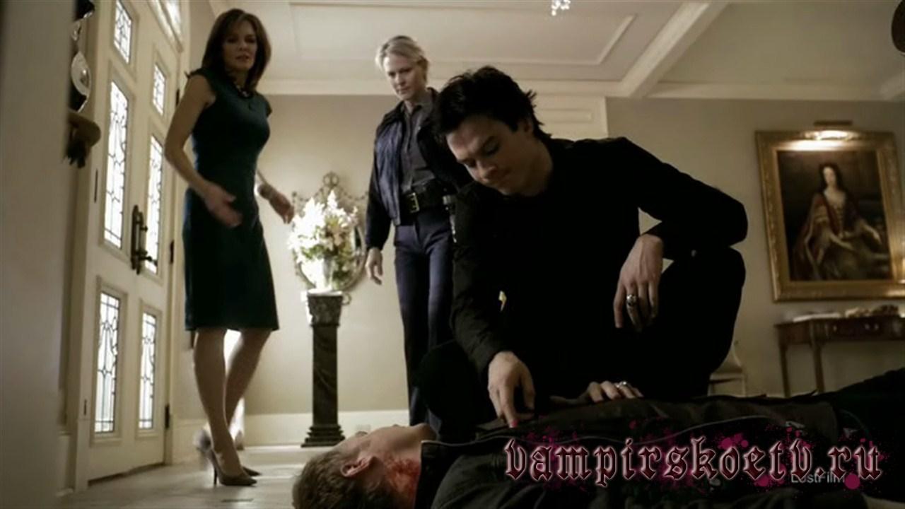 дневники вампира 2 сезон 17 серия-10