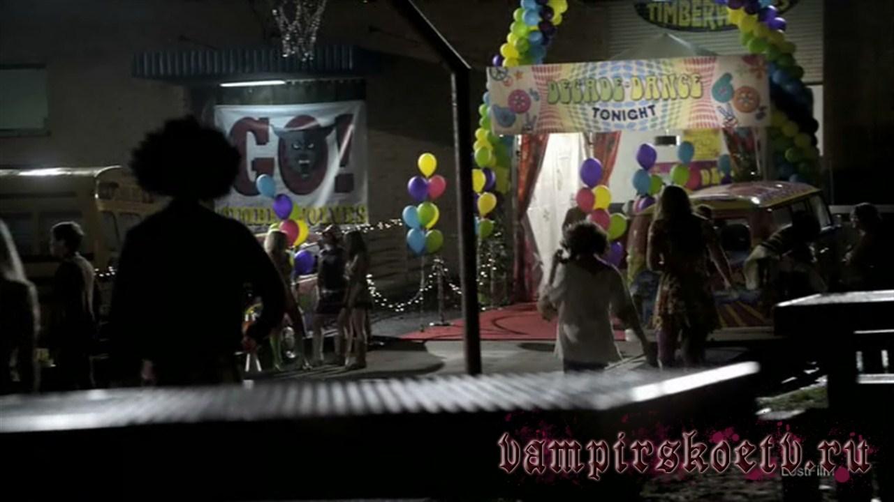 дневники вампира 2 сезон 18 серия-1