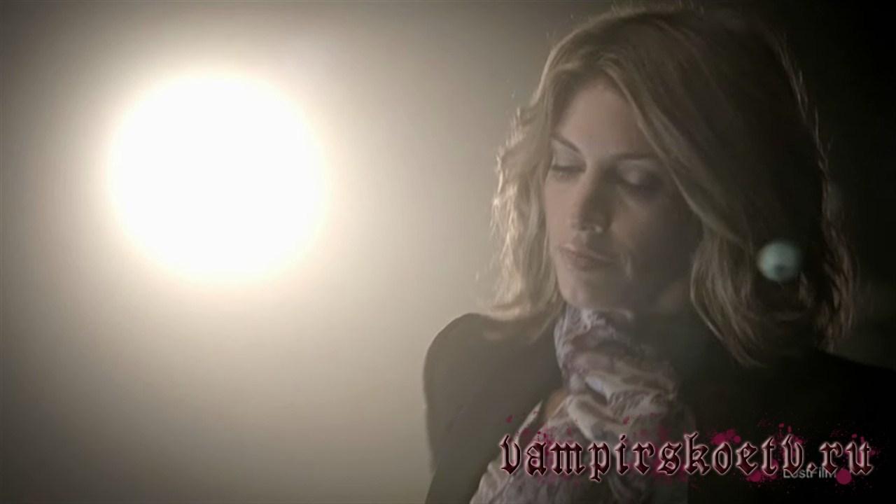 дневники вампира 3 сезон 1 серия-10