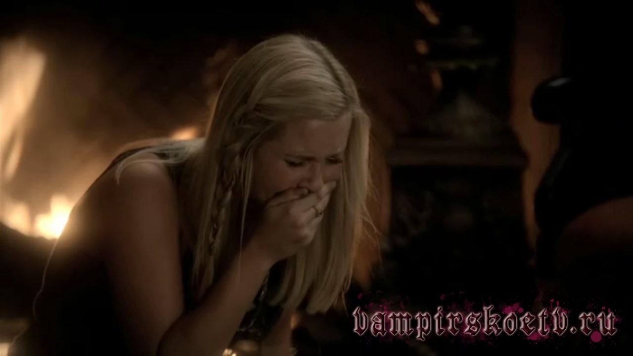 дневники вампира 3 сезон 8 серия-8