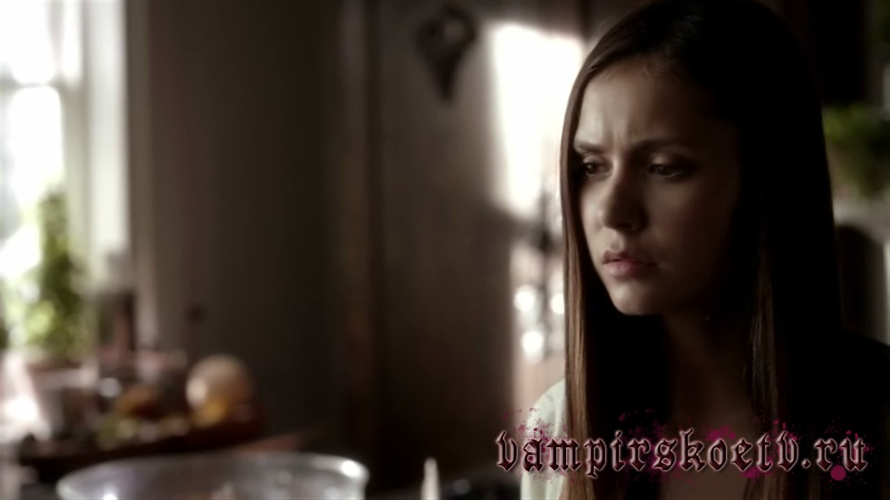 дневники вампира 4 сезон 3 серия-8