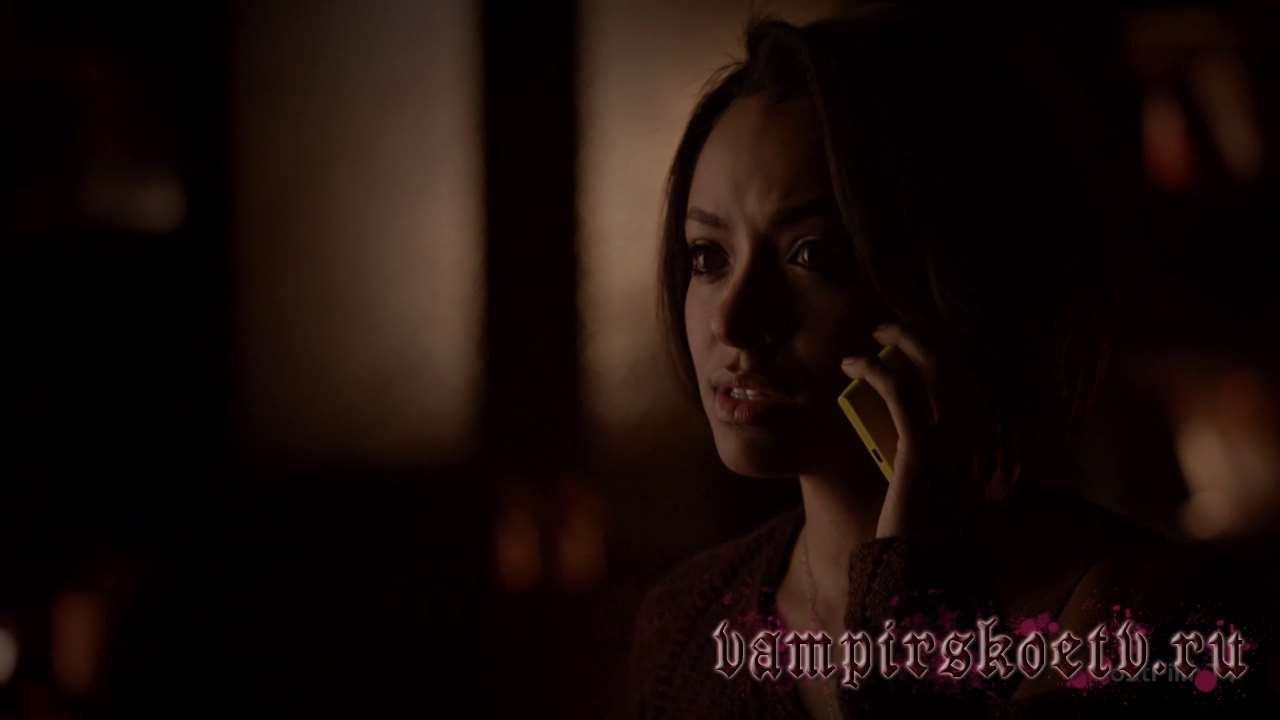 смотреть 16 серию дневники вампира:
