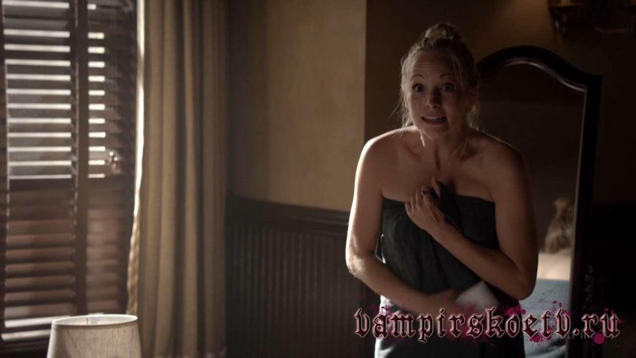 дневники вампира 5 сезон 2 серия-6
