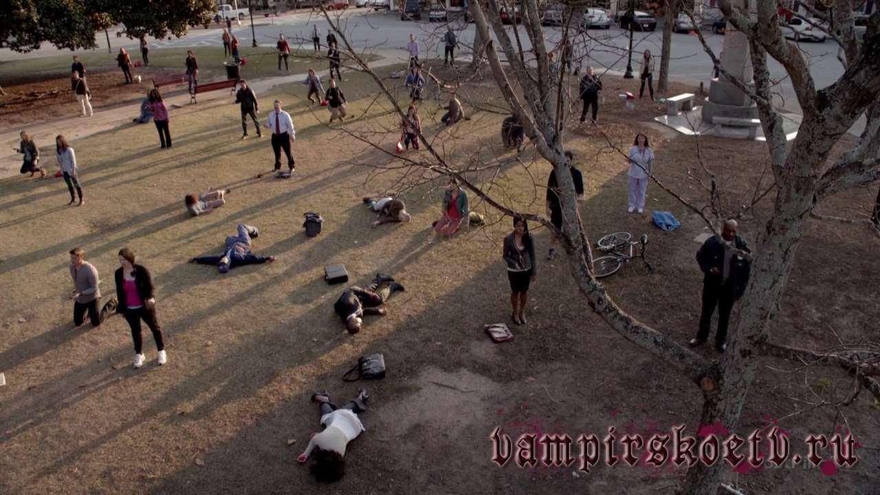 дневники вампира 5 сезон 21 серия-12