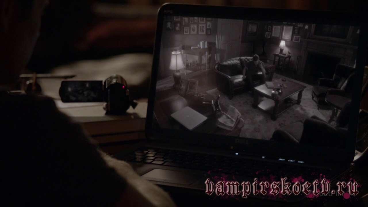 дневники вампира 5 сезон 4 серия-9